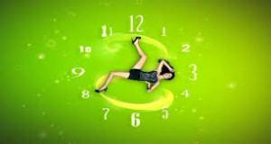 sexy clock